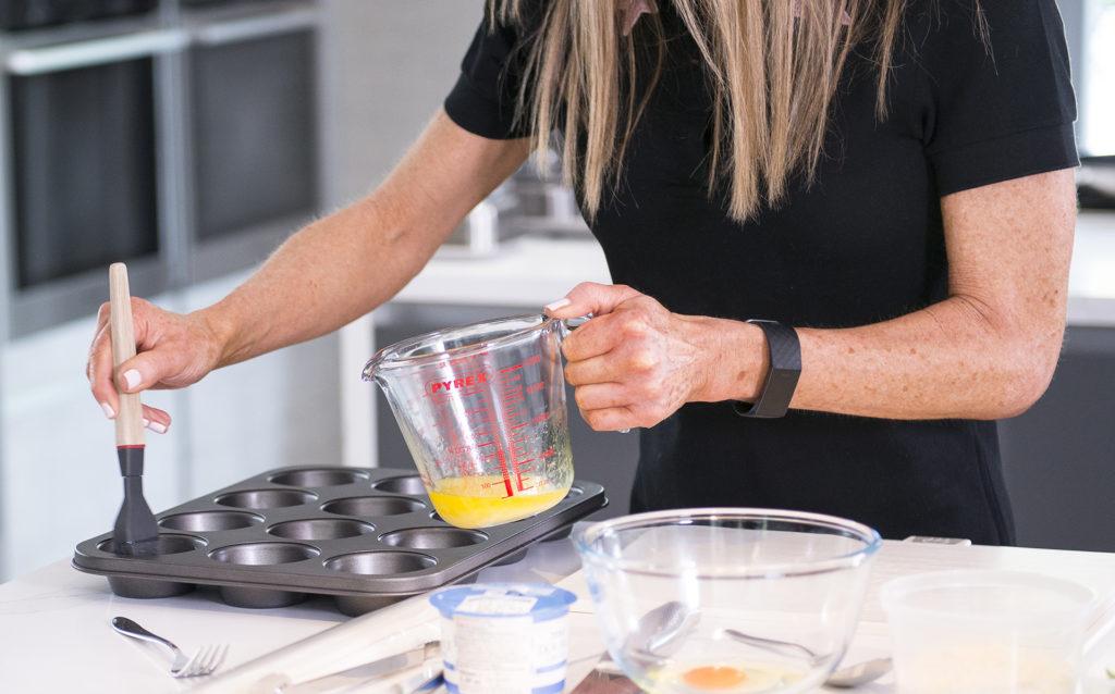 Red Onion and Rocket Mini Tarts Recipe