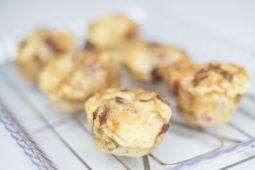 Cheesy egg muffin recipe