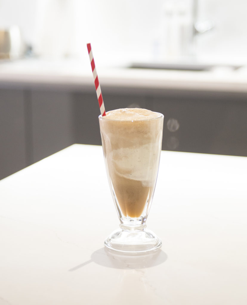 Ice Cream Float Recipe