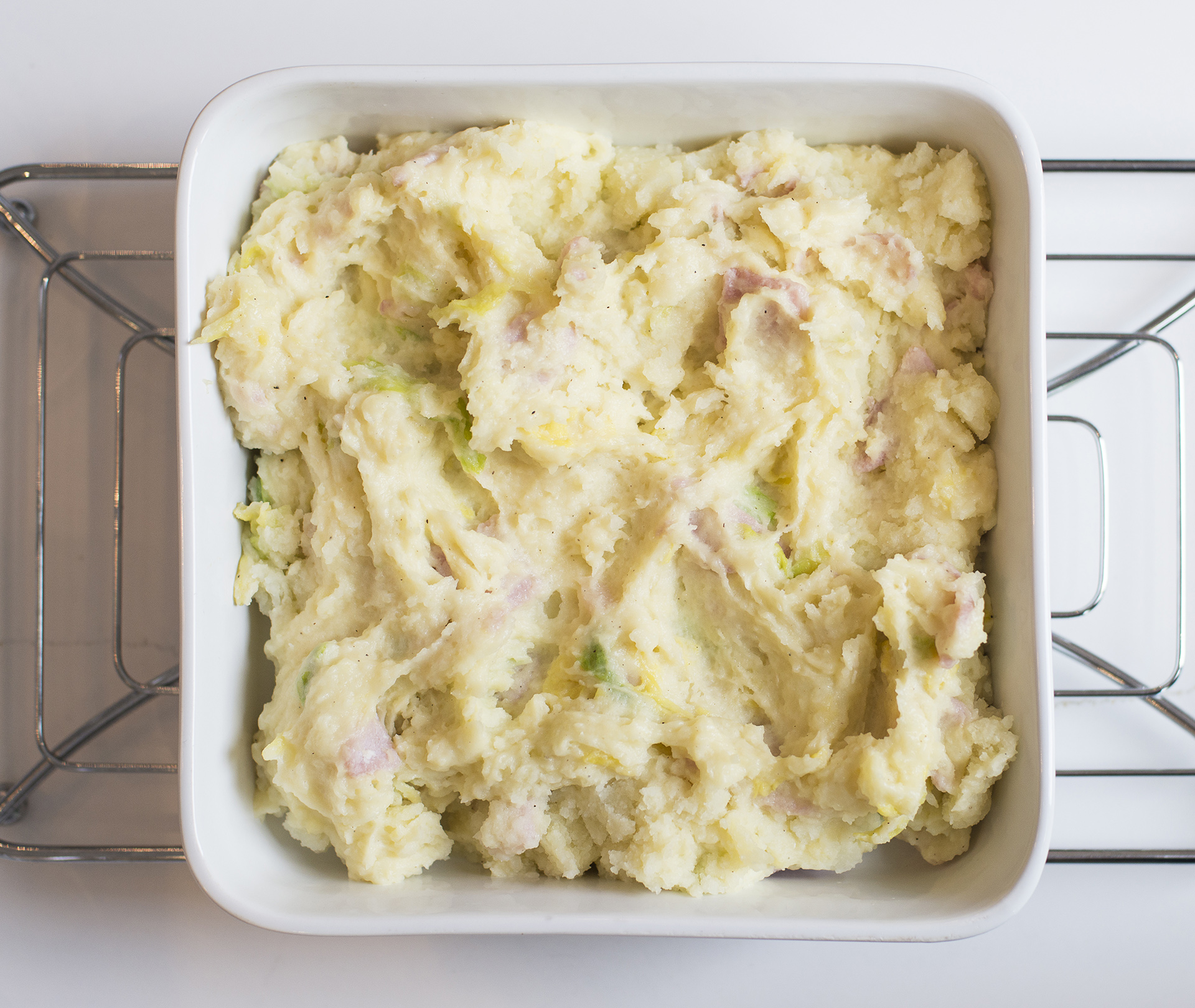 Colcannon - home cooking with julie