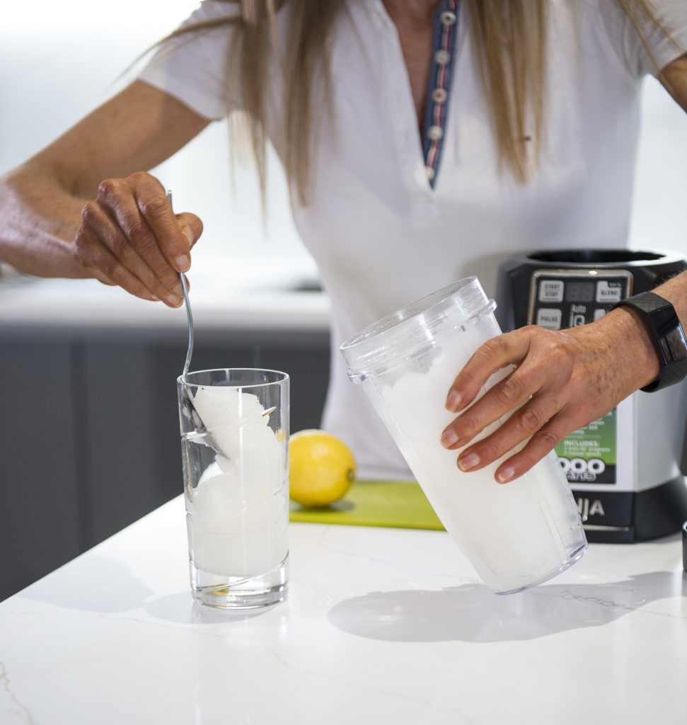 Spanish Lemon Granizado Recipe
