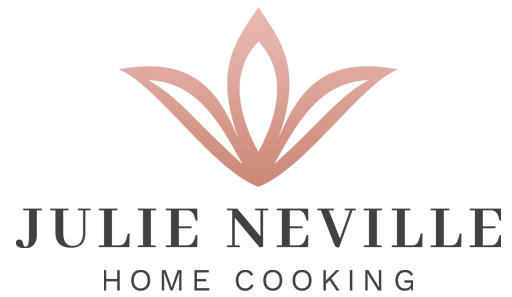 Home Cooking With Julie Neville