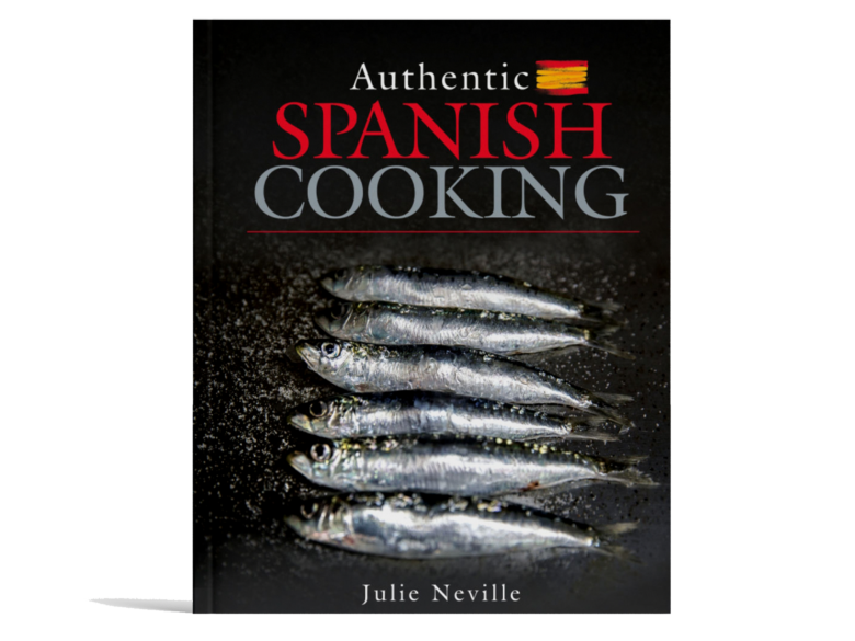 spanish cooking book
