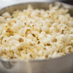 Sweet Popcorn - Home Cooking With Julie