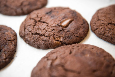 MINT CHOC CHIP COOKIES Recipe by Julie Neville_12