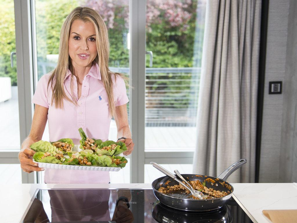Asian Lettuce Recipe by Julie Neville14