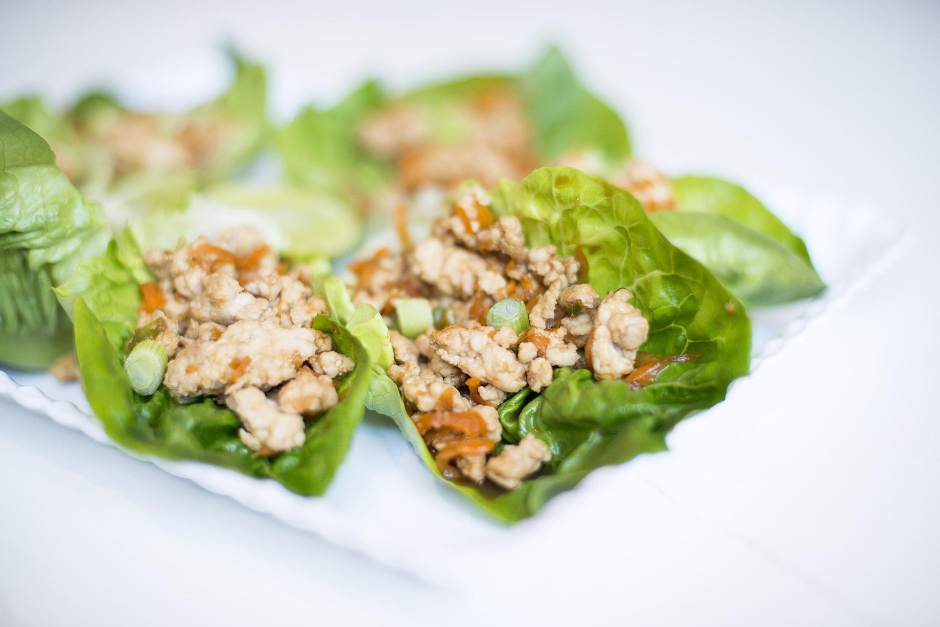 Asian Lettuce Recipe by Julie Neville18