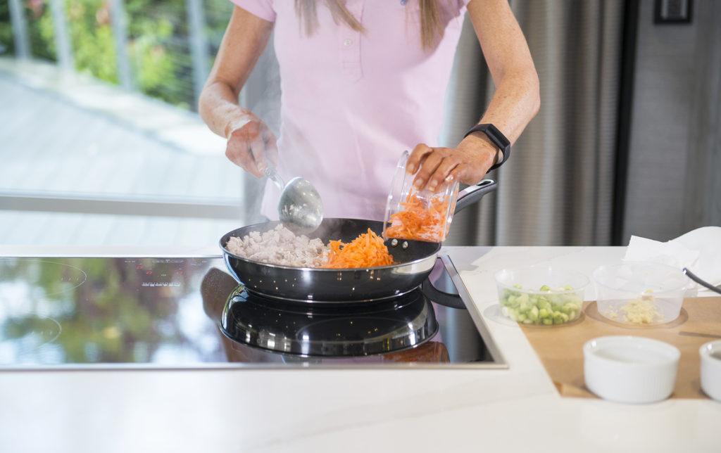 Asian Lettuce Recipe by Julie Neville