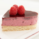 RASPBERRY BLACKBERRY MOUSSE Valentines Day Home Cooking with Julie Neville8