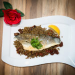 Sea Bass Valantines Day Home Cooking with Julie Neville11
