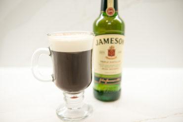 Irish Coffee Saint PAtricks Day Julie Neville