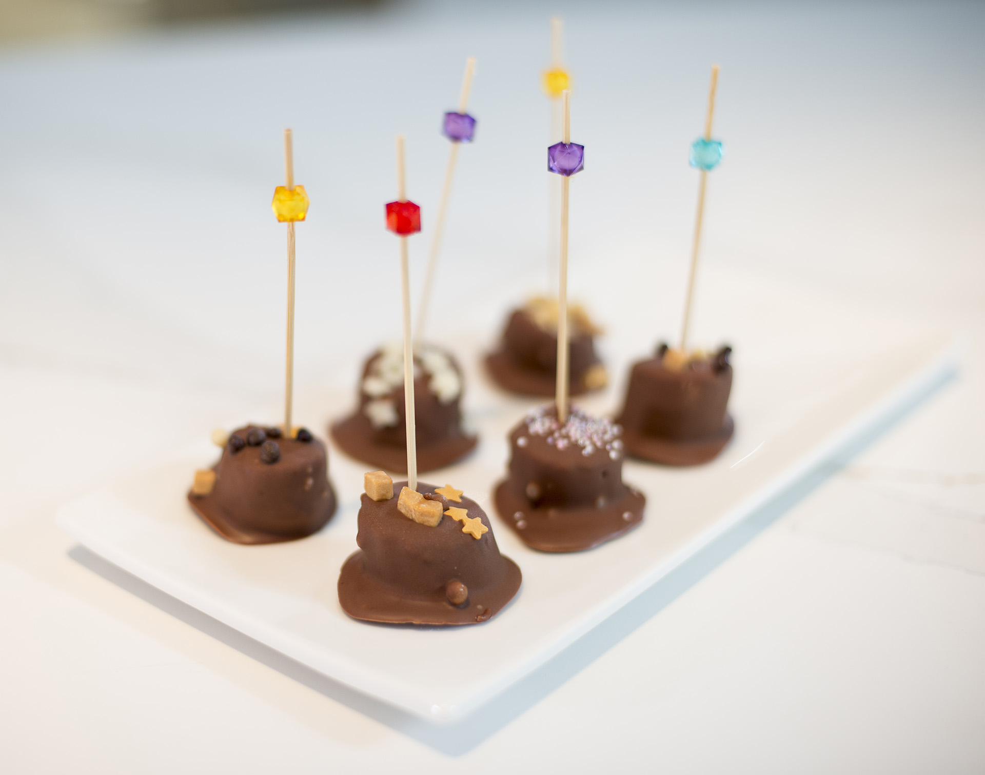 chocolate banana bites recipe home cooking with julie neville