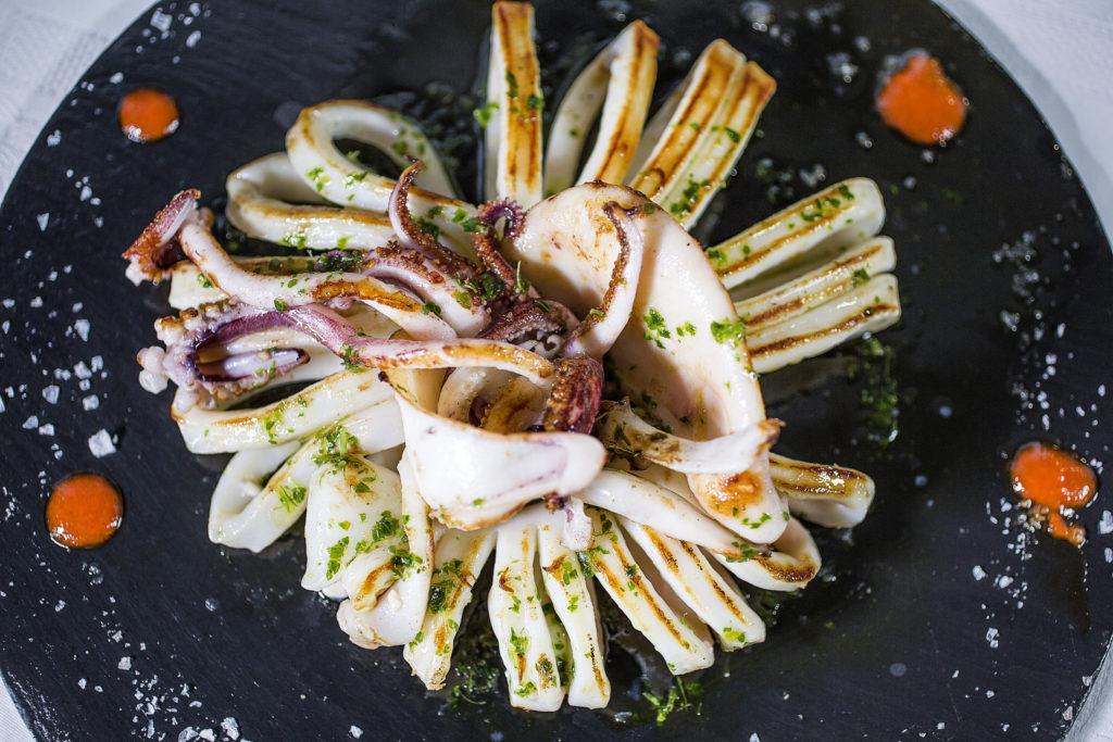 calamari recipe home cooking with julie neville1