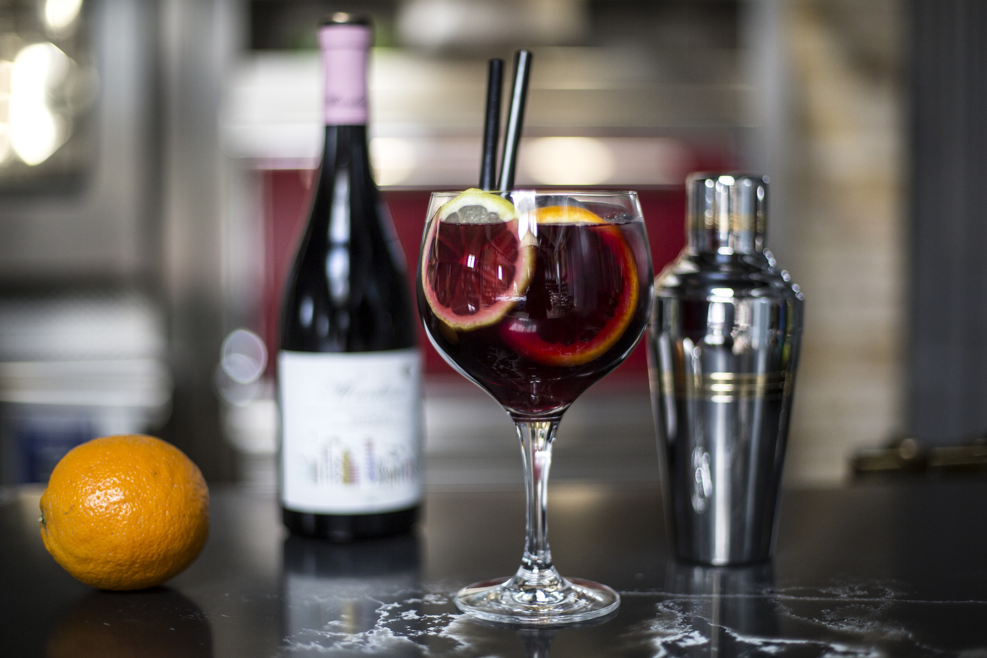 how to make sangria-recipe home cooking with julie neville1