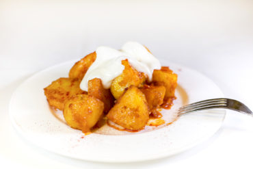 patatas bravas recipe home cooking with julie neville1