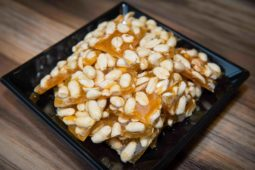 Peanut Brittle recipe by home cooking with julie neville9