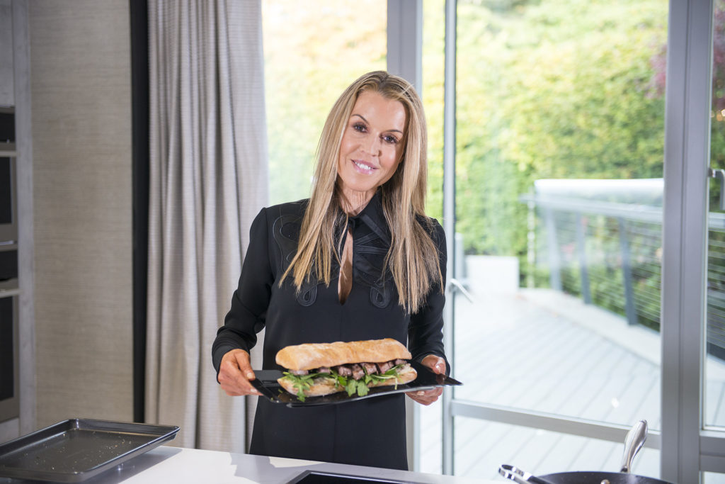 The ultimate stake sandwich recipe by home cooking with julie neville17