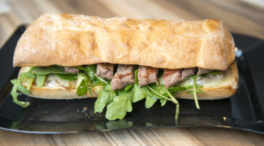 The ultimate stake sandwich recipe by home cooking with julie neville